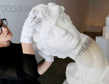 New Flexible Paper Sculptures by Li Hongbo
