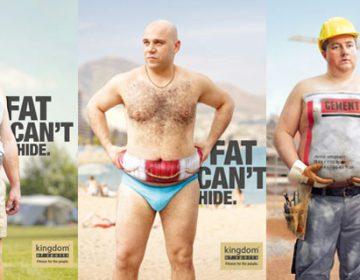 Fat can't hide Campaign
