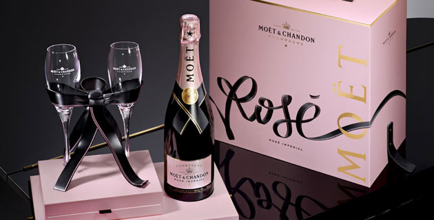 Moët & Chandon | Tie-for-Two Collection