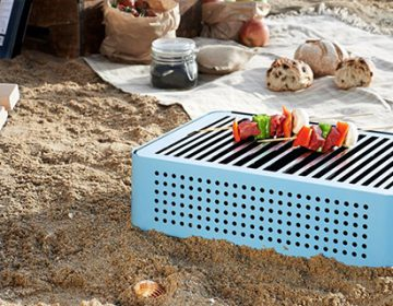 Mon Oncle Portable BBQ Grill | RS Barcelona