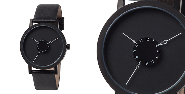 The Nadir Watch | Damian Barton