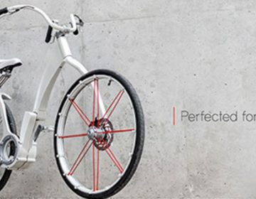 GiBike | Perfected for the city