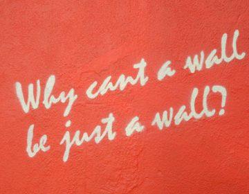 Street Art against consumerism