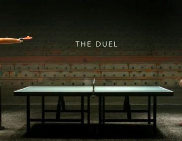 Timo Boll vs. KUKA robot – Teaser