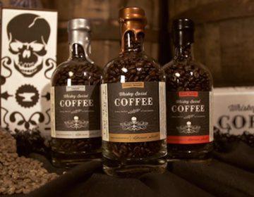 Whiskey Barrel Coffee