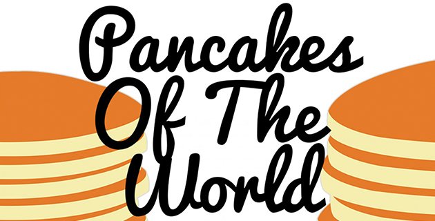 Pancake of the World