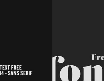 The Greatest Free Fonts 2014 – Sans-Serif