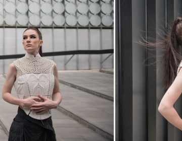 3d printed top | K. Woei Lim & E. Low
