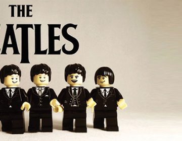 20 Iconic Bands Recreated with LEGO
