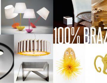 100% Brasil – Milan Design Week 2014