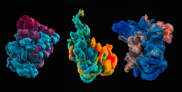 Blackground by Alberto Seveso