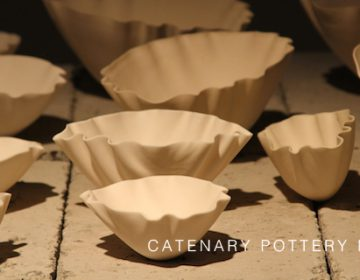Catenary Pottery Printer
