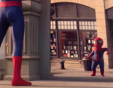 Evian Spider-Man – The Amazing Baby & Me