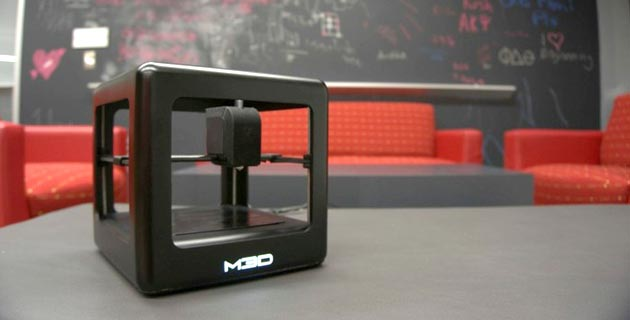 The Micro: The First Truly Consumer 3D Printer
