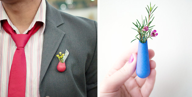 Wouldn't it be cool to carry a plant in your pocket | Wearable Planter