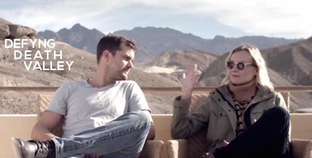 Mercedes-Benz: Defying Death Valley