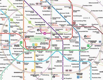 INAT standard metro maps | J. Cerovic