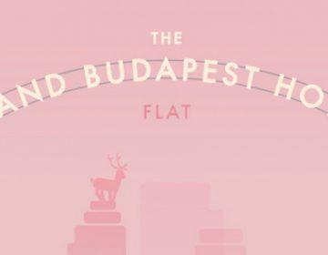 The Flat Budapest Hotel | Lorena G