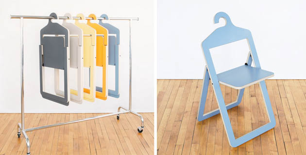Hanger Chair | P. Malouin
