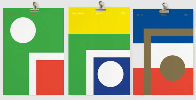 Iconic World Cup Posters