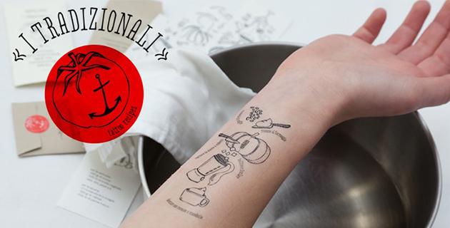 I Tradizionali Tattoo Recipes