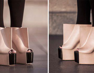 Rectangle shoes   M. N. Vaclavek