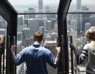 TILT viewing platform opens 360 Chicago