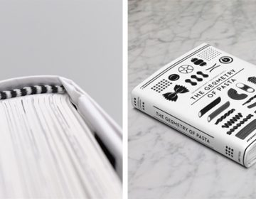 The geometry of pasta | Here design