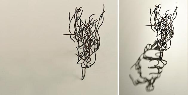 Shadow Sculptures | L. Kagan