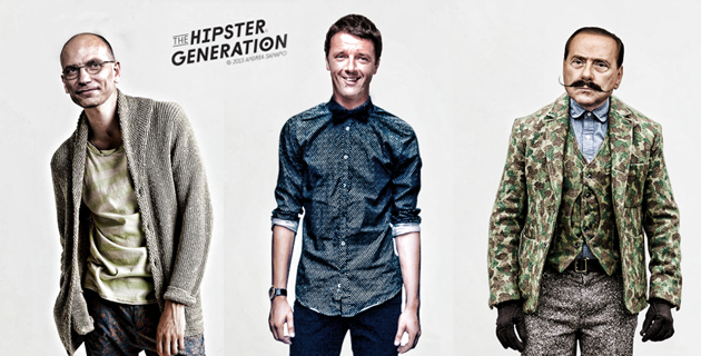 Hipster Generation Politicians | A. Sanapo