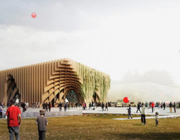 French Pavilion for Milan Expo