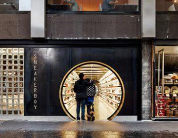 Sneakerboy Melbourne Store