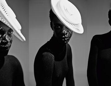 3D Printed Hats | Gabriela Ligenza
