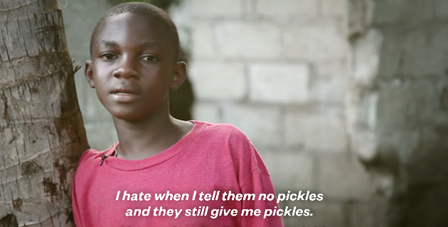 Third World Kids Read First World Problems