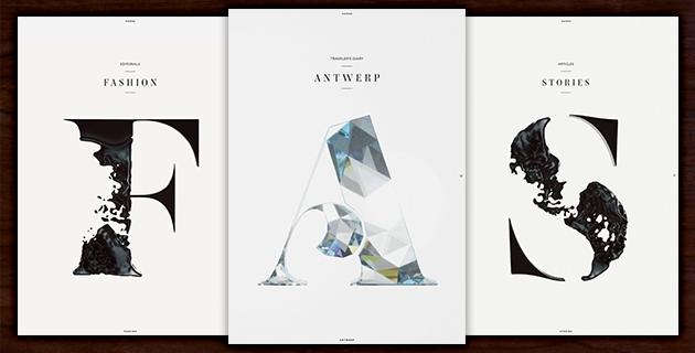 Horse Magazine Typography | Eren Saracevic