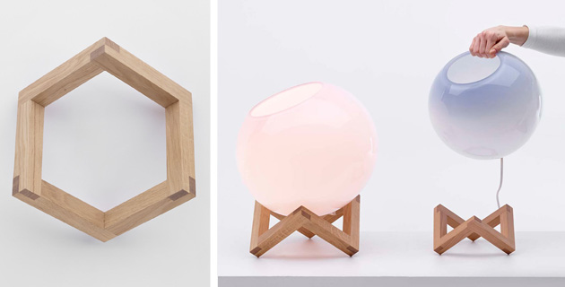 Escher inspired lamps | Per Use