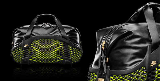 NIKE Rebento Duffel: a 3D printed sports bag