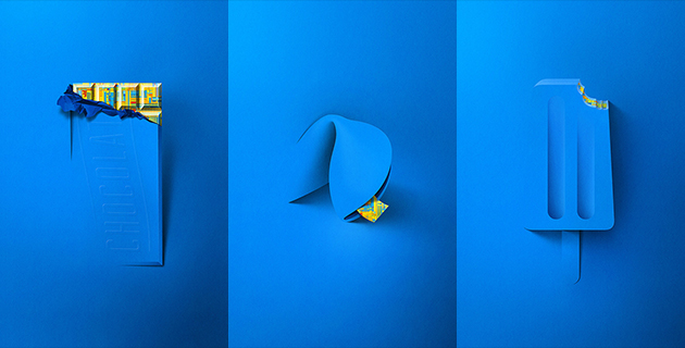Papercut Illustration | Eiko Ojala
