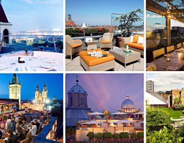 15 Best Rooftop Bars in Europe