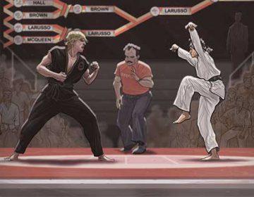 The Karate Kid: Final Fight | PJ McQuade