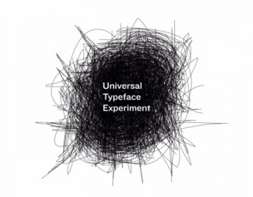 The Universal Typeface Experiment | Bic