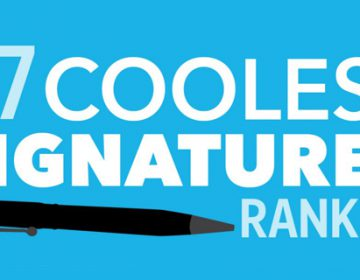 The 17 Coolest Signatures Of Famous People