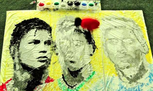 World Cup 2014 Art