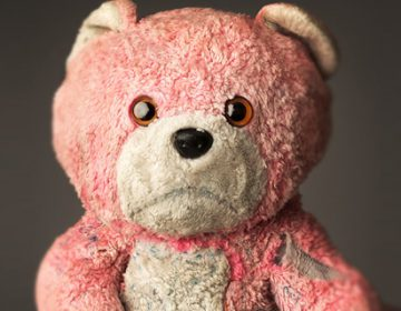 Much Loved | Old Stuffed Animal