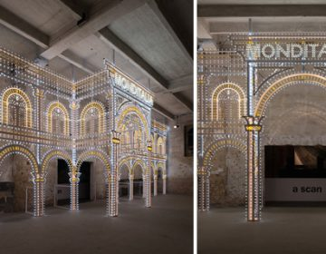 Venice Biennale – Swarovski Light Installation | OMA
