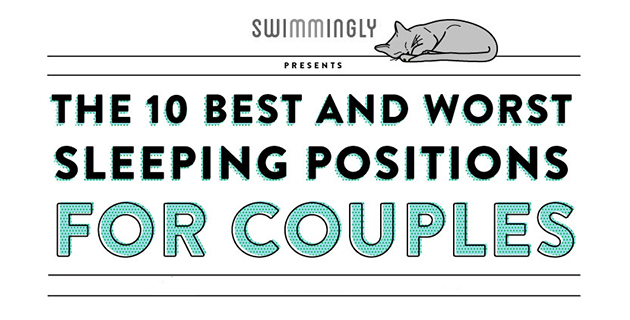 The 10 Best & Worst Sleeping Positions For Couples