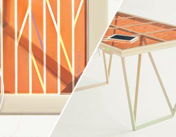The Current Table   Mathijs Labadie & Solaronix
