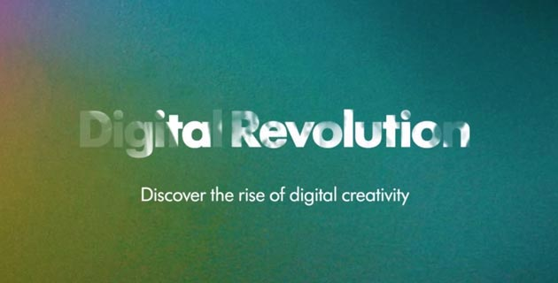 Digital Revolution – Barbican Centre London