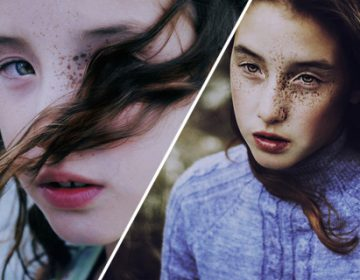 Expressive portraits | Cristina Hoch