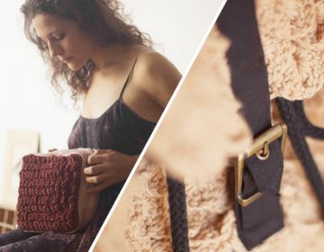 Hand knitted bags | Bamba Knit